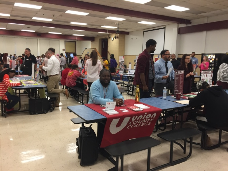 The Guidance Department hosted our 10th Annual College Fair on Tuesday, September 11, 2018 with 54 Colleges and Universities in attendance!