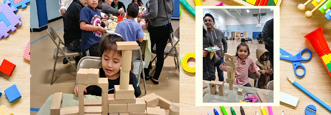 "Children enjoyed activities for ""The Week of the Young Child"" led by the Early Childhood Advisory Council and Mrs. Quattrocchi on April 9, 2019. Thank you to all preschool families that attended!"